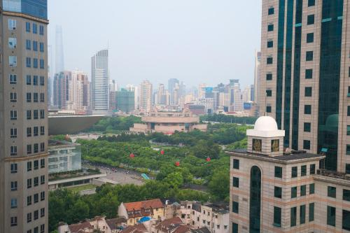 Nanjing west road boutique apartment photo 78