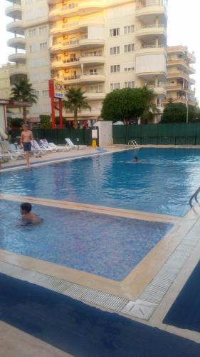 Mahmutlar A Beautiful Flat By The Sea online rezervasyon