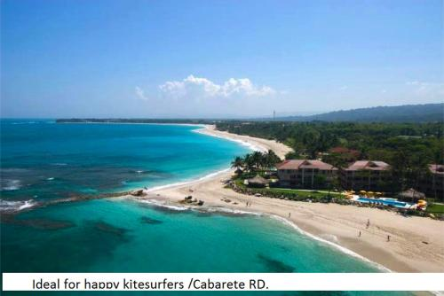 Ideal for happy kitesurfers /Cabarete RD., Cabarete