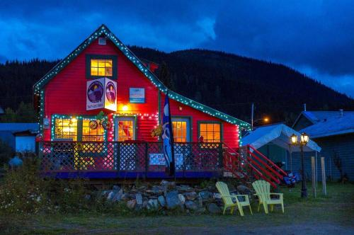 Mountain Thyme Getaway, Barkerville