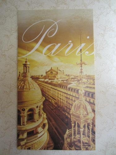 Paris in the heart of CHISINAU, 基希讷乌