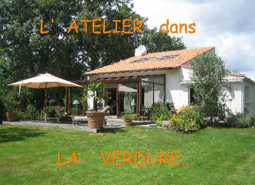 L'Atelier dans la Verdure