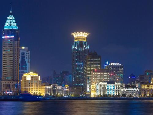 The Westin Bund Center Shanghai impression