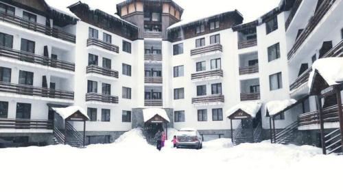 Cozy Apartment in Crystal Ville, Bakuriani