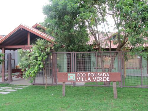 Eco Pousada Villa Verde Photo