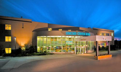 Dimond Center Hotel - anchorage -