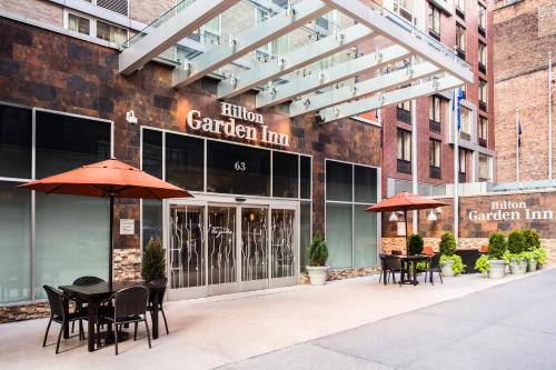 Hilton Garden Inn West 35th Street impression