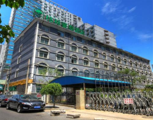 GreenTree Alliance Beijing West Railway Station North Square Hotel impression