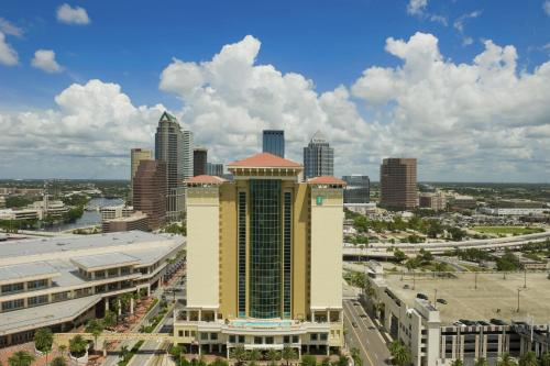 Embassy Suites Tampa Downtown Convention Center Photo