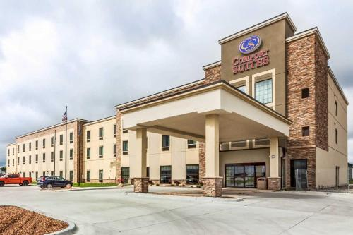 Comfort Suites Brookings Photo