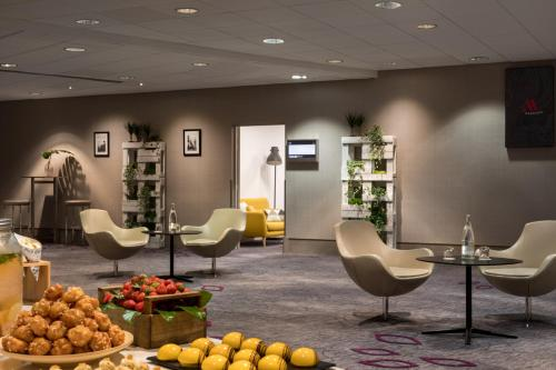 Paris Marriott Rive Gauche Hotel & Conference Center photo 29