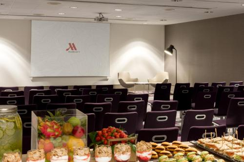 Paris Marriott Rive Gauche Hotel & Conference Center photo 32