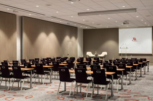 Paris Marriott Rive Gauche Hotel & Conference Center photo 44