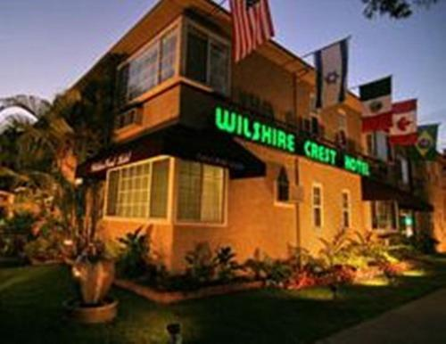 Wilshire Crest Hotel Los Angeles
