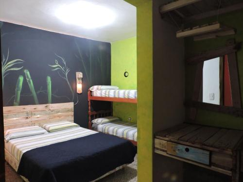 Carrusel Art-Hostel Photo