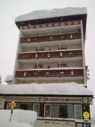 Hotel R&ouml;ssli Davos