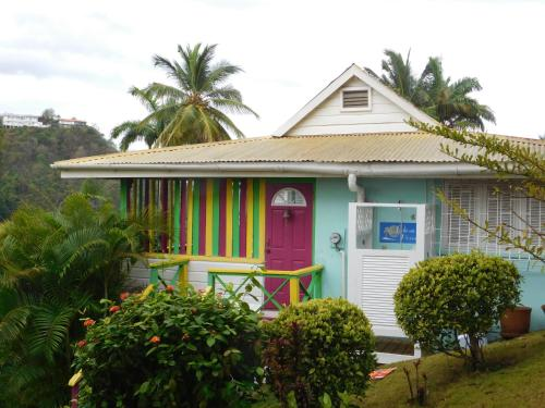 Pelican House, Castries