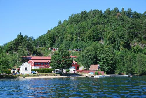 Isefjaer Holiday Centre, Høvåg
