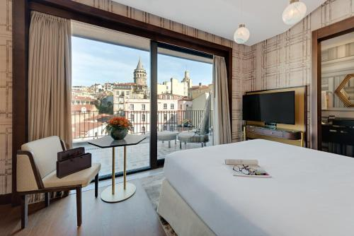 İstanbul Galata Hotel Istanbul - MGallery by Sofitel adres