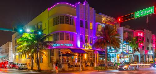 The Marlin Hotel a Miami Beach
