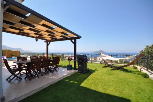 Mugla Luxury Villa with Amazing Sea View and Private Pool in Bodrum, Turkey fiyat