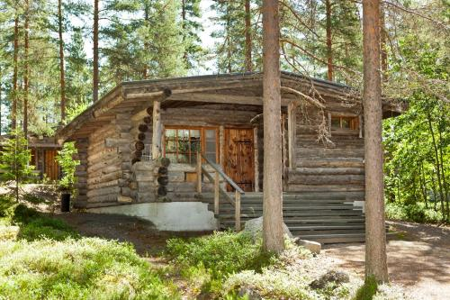 Апартаменты «Holiday Club Pyhaniemi Cottages», Kihniö