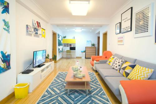 Nanjing west road boutique apartment photo 95