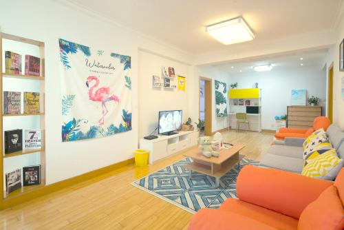 Nanjing west road boutique apartment photo 99