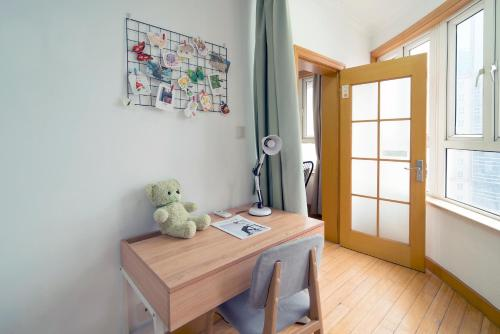 Nanjing west road boutique apartment photo 106
