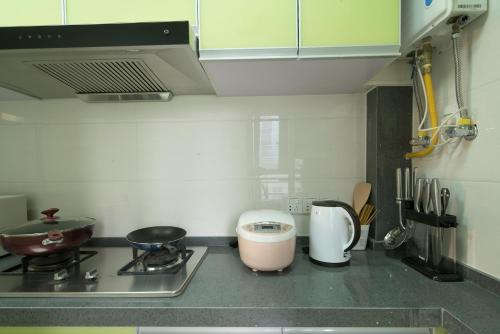 Nanjing west road boutique apartment photo 110