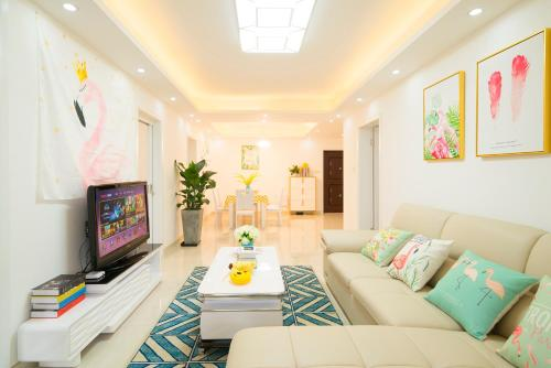 Nanjing west road boutique apartment photo 138