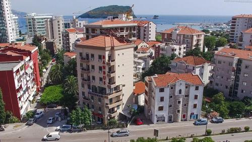 Apartments Banbus Lux Studio, Budva