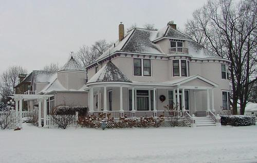 Oscar H. Hanson House Photo