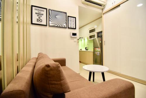 CBD Luxury Studio Apartment with FREE Pool & Gym, Ho Chi Minh