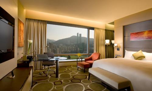 Crowne Plaza Hong Kong Causeway Bay impression