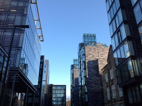 Photo of Quartermile Luxury Apartments Self Catering Accommodation in Quartermile Edinburgh