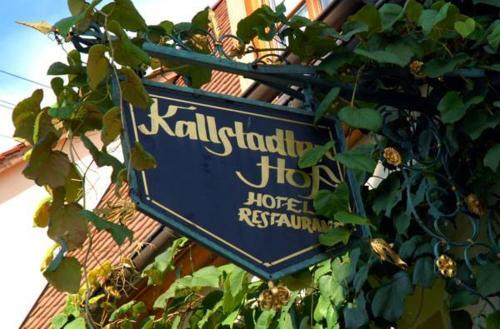 Hotel Kallstadter Hof