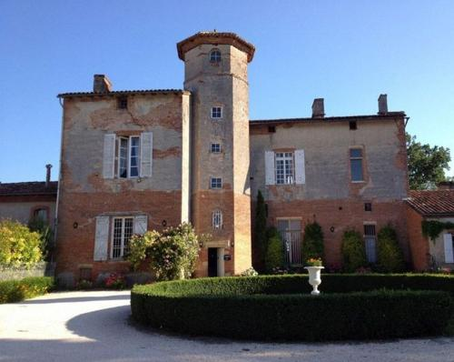 Chateau de Thegra