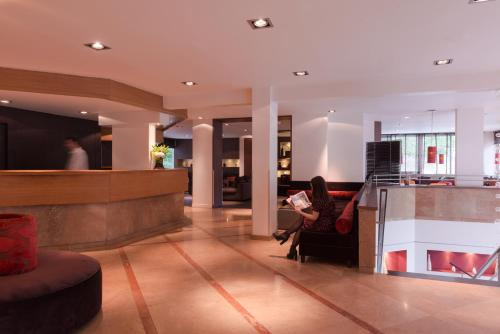 Hotel Paris Boulogne photo 35