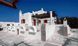 Villa Vasilis - Crossing Airport - Paradise Beach Greece