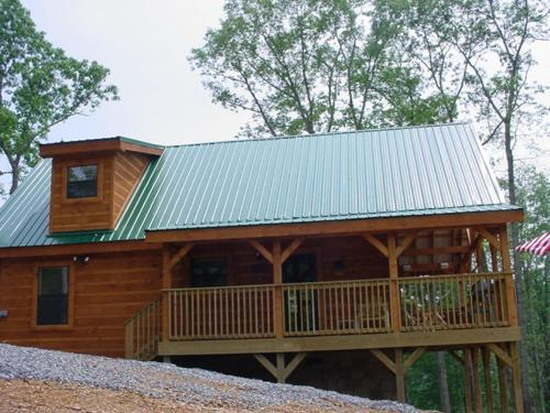 Wow!! What A Cabin #255 Holiday home Photo