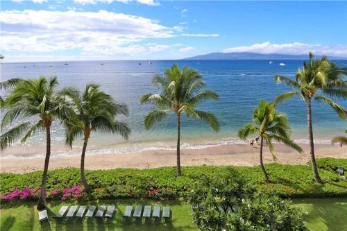 Lahaina Shores 505 Apartment Photo