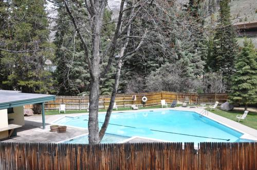 Vacation in East Vail on Gore Creek Photo