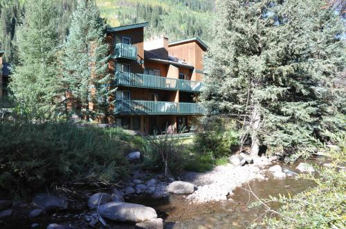 Mountain Views in East Vail Photo