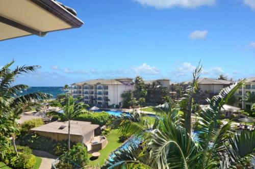 Waipouli Beach Resort C404 Photo