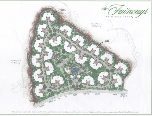 Mauna Lani Fairway Condo Unit 905 Photo