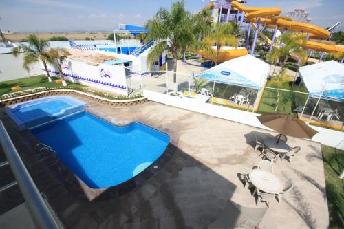Foto de Hotel Splash Inn