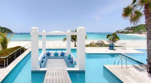 Villa Starfish- Coral Beach Club, Dawn Beach