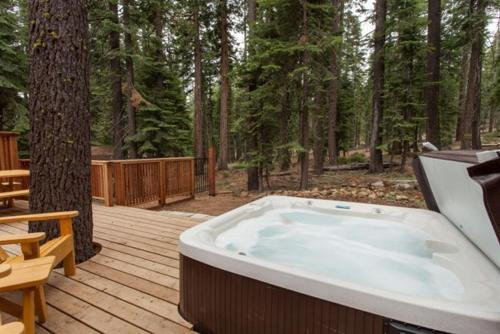 Tallac Lodge Luxury Rental Photo