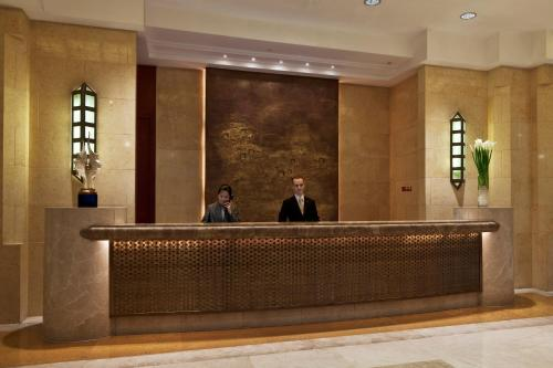 Crowne Plaza Century Park Shanghai photo 8